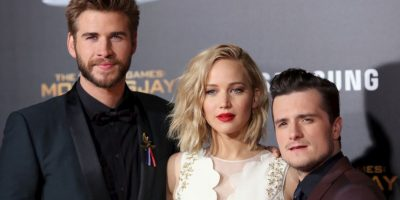 Video: Jennifer Lawrence abandona