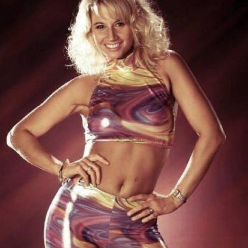 Participó en el Wrestlemania 25, que se celebró en 2009 Foto:WWE