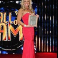 Forma parte del Salón de la Fama de WWE Foto:WWE