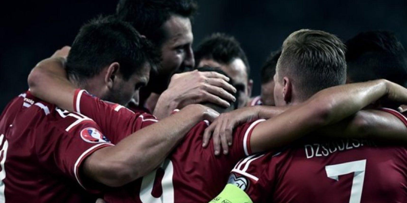 21. Hungría. Superó 3-1 a Noruega en la eliminatoria directa Foto:AFP