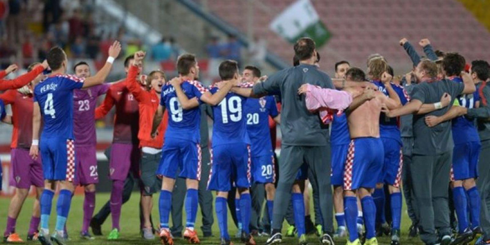 18. Croacia Foto:AFP
