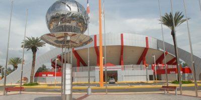 Gran Arena del Cibao, sede para deportes y espectáculos.