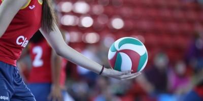 Seis equipos están invictos en el Intercolegial Claro de Voleibol Femenino