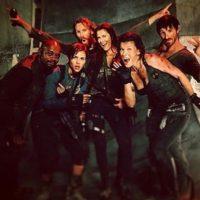 Ahora, en la víspera de sus 40 años, Milla luchará contra los zombis por última vez. Foto:vía instagram.com/millajovovich