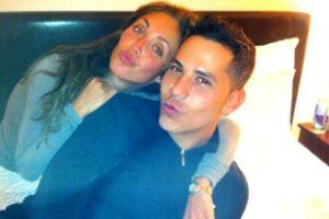 Dos años han pasado desde que Christian Chávez intentara suicidarse, por lo que Anahí le hizo saber lo mucho que significaba para ella a través de un breve mensaje. Foto:Instagram/christianchavezreal
