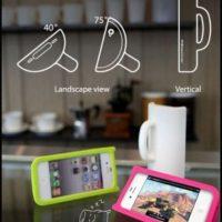 Distintos usos y posturas. Foto:vía Pinterest.com