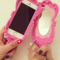 El espejo. Foto:vía Pinterest.com