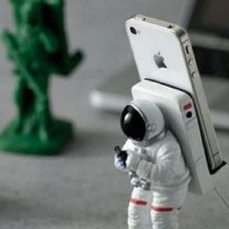 Soldado y astronauta. Foto:vía Pinterest.com
