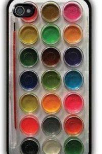 Acuarelas. Foto:vía Pinterest.com