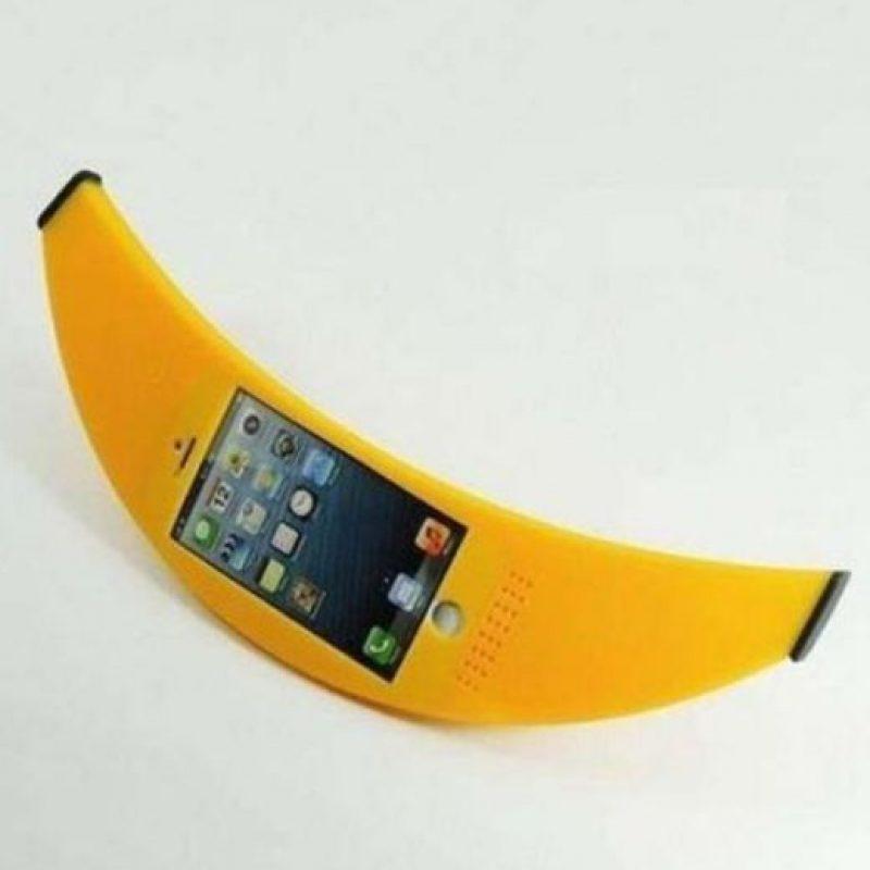 Plátano. Foto:vía Pinterest.com