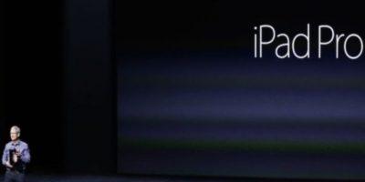 La cámara posterior es de 8 megapíxeles. Foto:Apple
