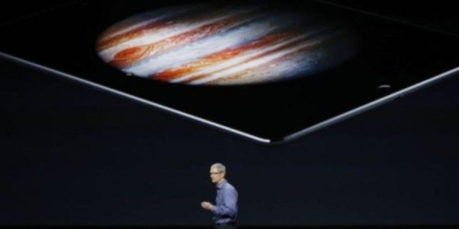 Está disponible en colores gris espacial, dorado y plata. Foto:Apple