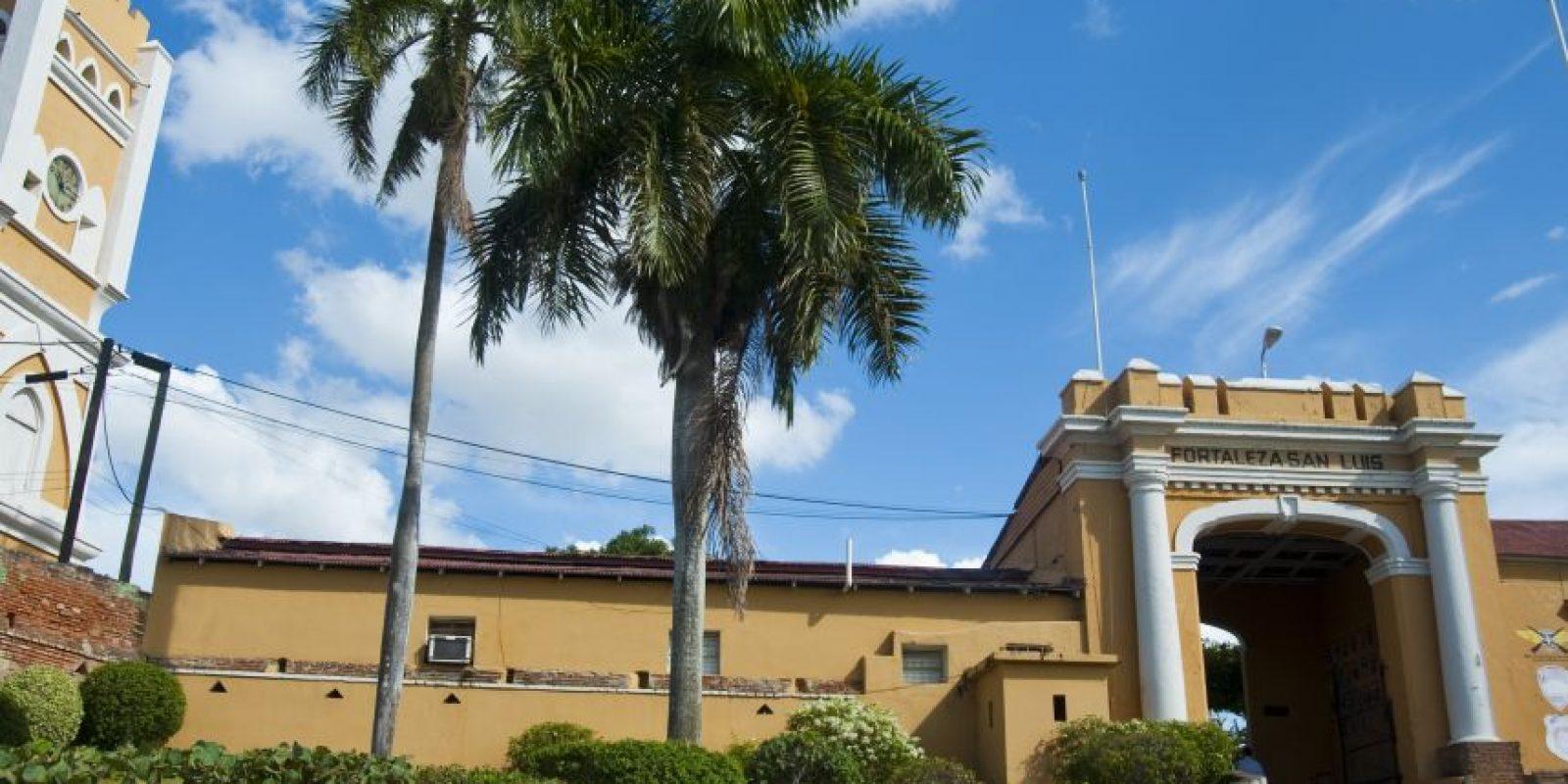 La Fortaleza San Luis fue convertida en museo en el año 2004.