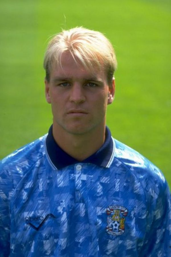 1. David Busst Foto:Getty Images