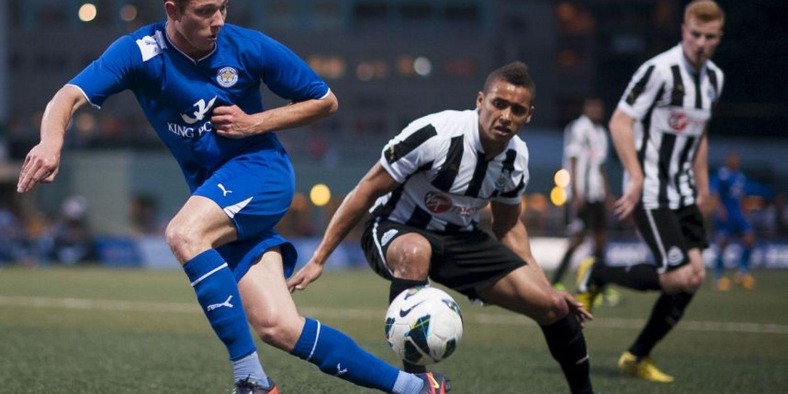 Este 2015, tres futbolistas del Leicester City protagonizaron un video sexual filtrado en las redes. En él aparecen Adam Smith, James Pearson y Tom Hopper teniendo relaciones con tres prostitutas tailandesas. Foto:Getty Images
