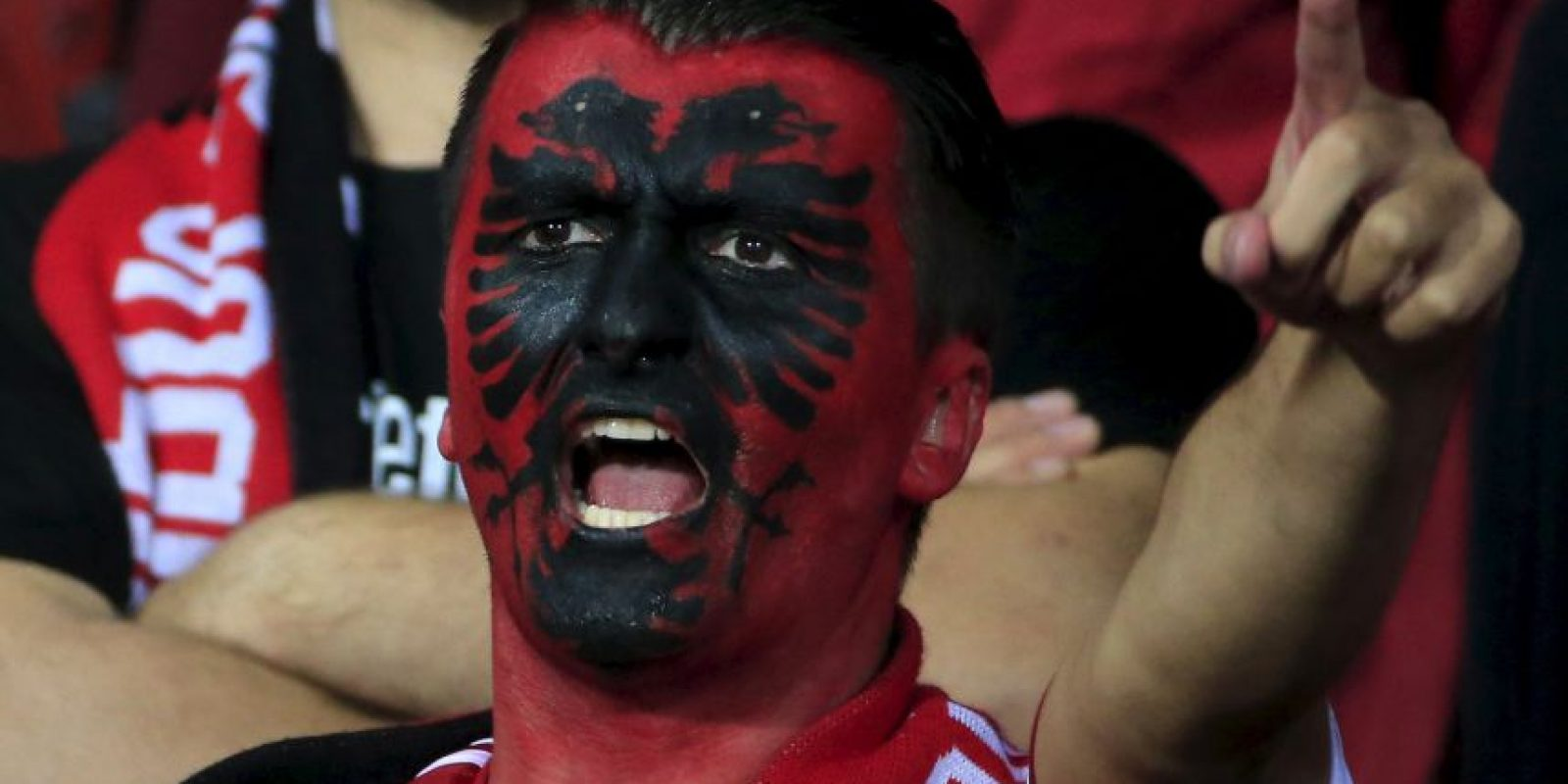 20. Albania Foto:Getty Images