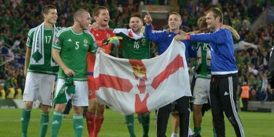 13. Irlanda del Norte Foto:Getty Images