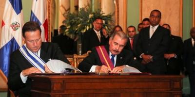 Panamá y RD anuncian una nueva etapa de cooperación