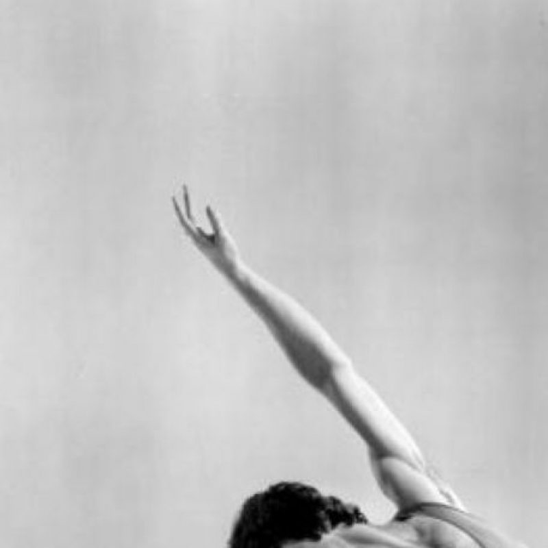 Apareció en películas y musicales de Broadway. Aunque tenía una pareja estable, también fue famoso por su promiscuidad sexual. Foto:vía Getty Images