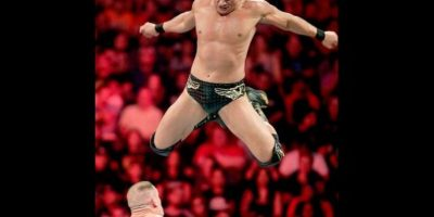 2. Ha sido 12 veces Campeón de la WWE y en tres ocasiones ganó el Campeonato Mundial de Peso Pesado Foto:WWE