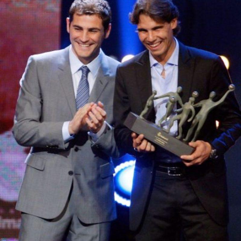 7. Rafael Nadal Foto:Getty Images
