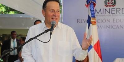 Presidente panameño se muestra impresionado con Ciudad Juan Bosch