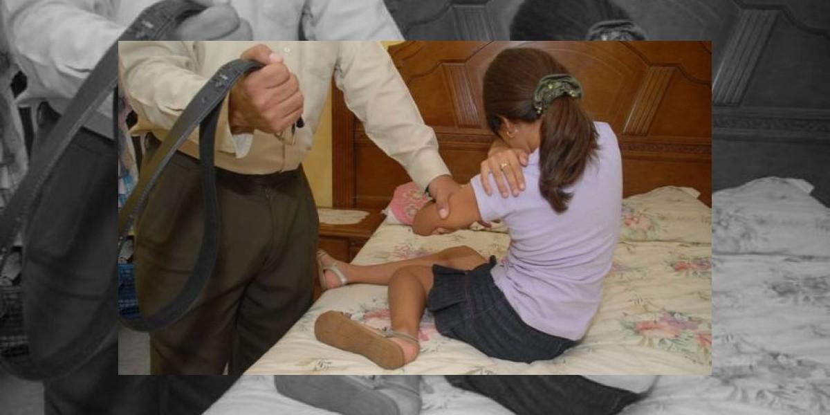 Casi el 70 % de los dominicanos admite que castiga físicamente a sus hijos