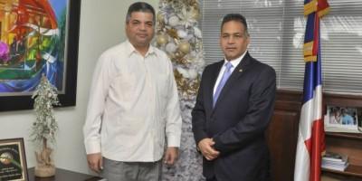 Migración Dominicana y de Panamá coordinan acciones de Carácter migratorio