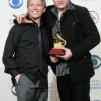 """Los cantantes conquistaron las listas de popularidad en 2002 con el tema """"Entra en mi vida"""". Foto:Getty Images"""