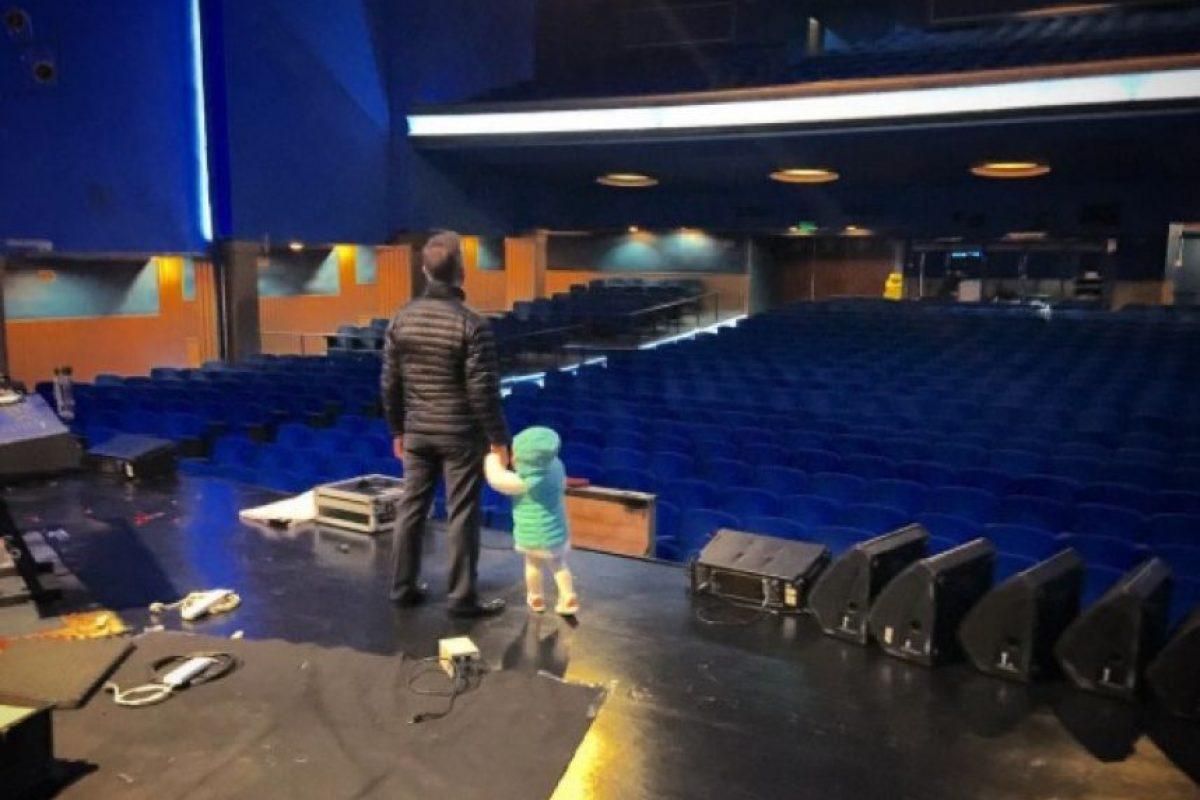 Al igual que García, eligió cantar como solista y componer para otros artistas de la talla de Ricky Martin y Alejandro Sanz. Foto:vía instagram.com/noelschajris