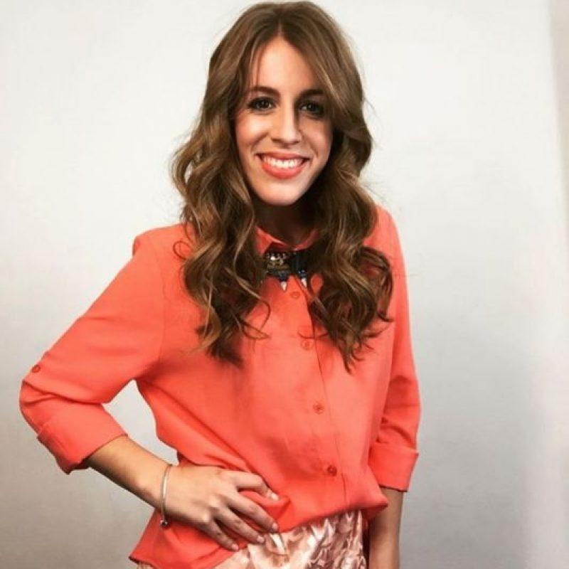 """Ahora ya no luce como la adorable """"Patito"""" que soñaba con ser una gran cantante. Foto:vía instagram.com/laura_esquivel"""