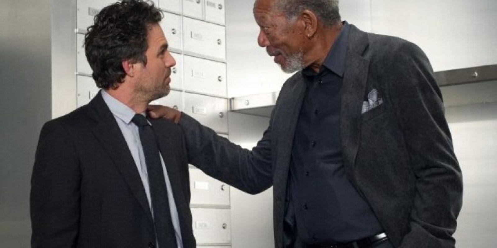 Además, también contará con la persencia de Morgan Freeman, Michael Caine y Lizzy Caplan. Foto:IMDb
