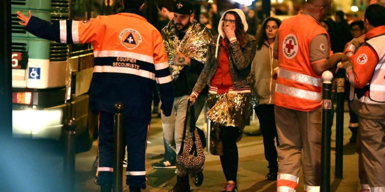 El viernes 13 de noviembre será recordado por Francia y el mundo. Foto:Getty Images