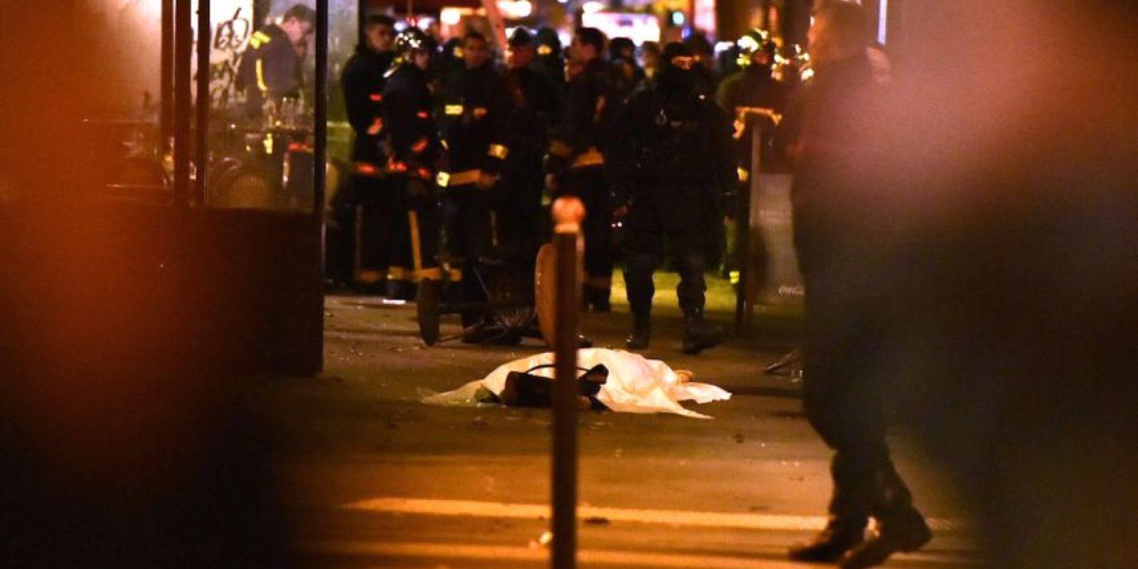 Reportes oficiales señalan que 129 personas perdieron la vida. Foto:Getty Images