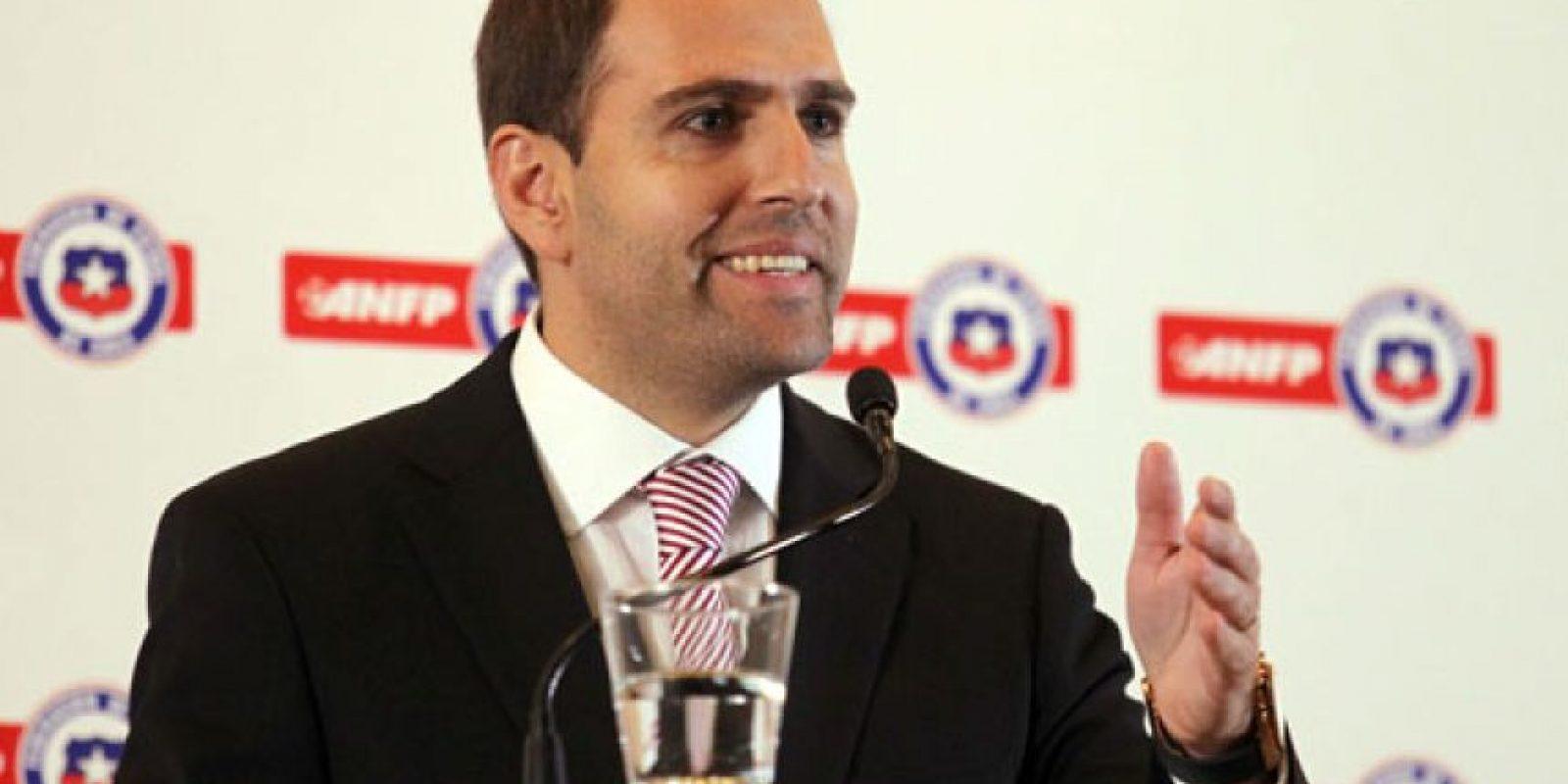 1. Sergio Jadue. Chileno, 36 años Foto:Getty Images