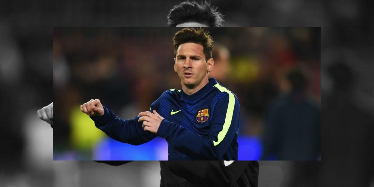 Confirman que Lionel Messi estará en el Clásico español