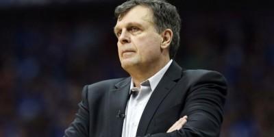Los Rockets de Houston despiden  al entrenador Kevin McHale
