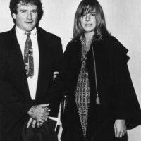 Se divorció de él por sus infidelidades. Foto:vía Getty Images