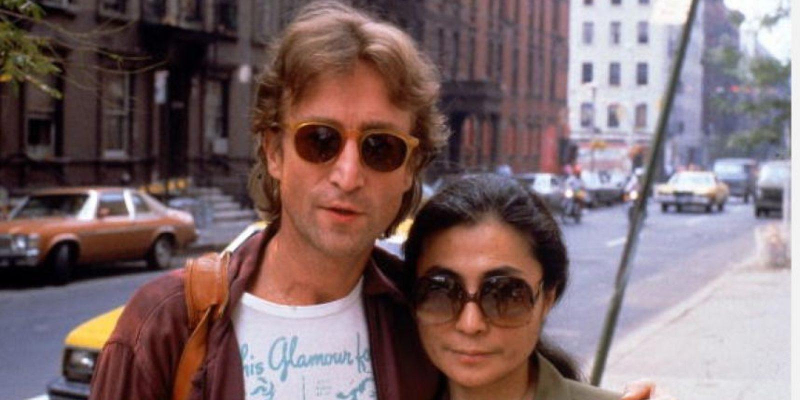 Yoko Ono le rindió tributo. Foto:vía Getty Images