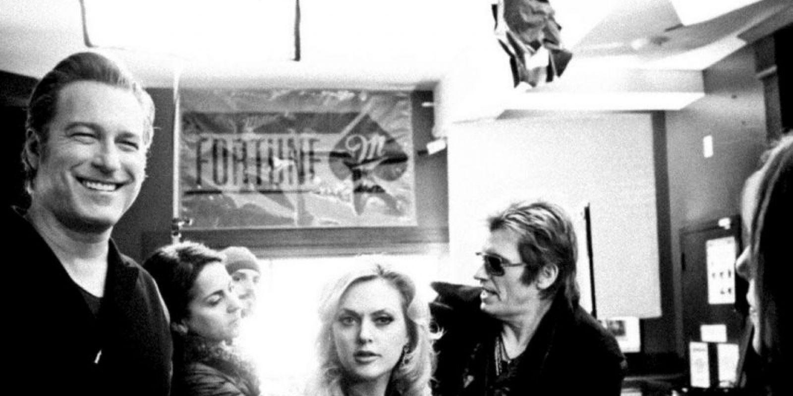"""Ahora está en el programa """"Sexo, drogas y Rock and Roll"""". Foto:vía Facebook/Elaine Hendrix"""