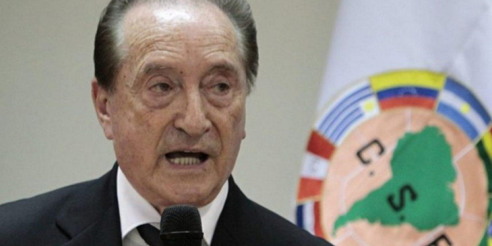 Medios uruguayos señalan que el charrúa es uno de los directivos que podría hablar sobre la corrupción para reducir su condena Foto:Getty Images