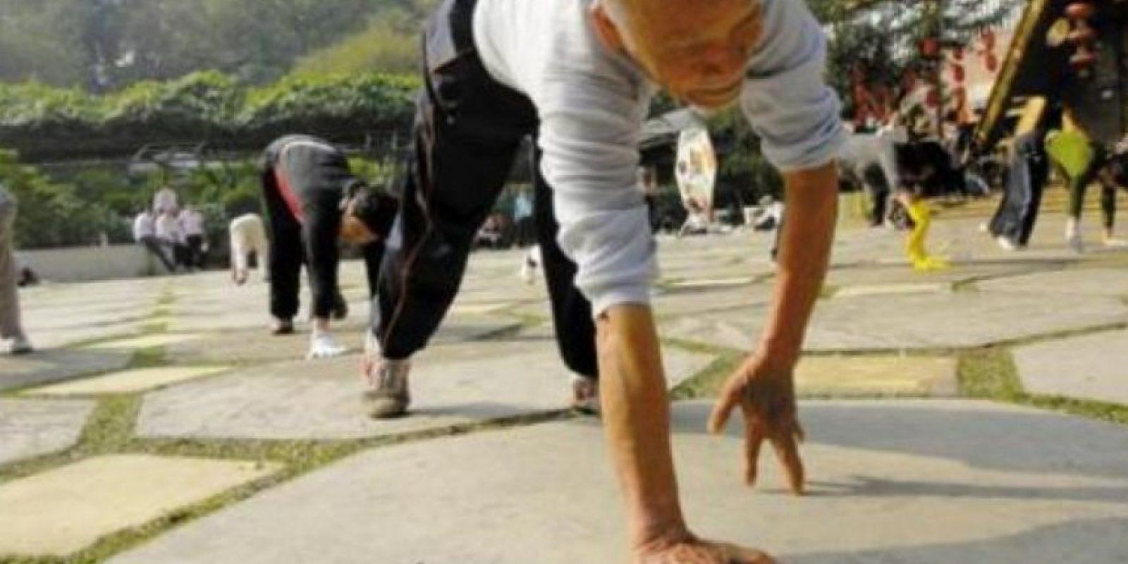 Foto:Vía ChinaNews