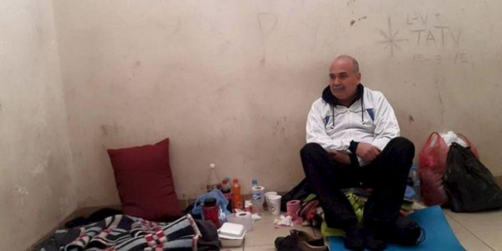 Carlos Alberto Chávez. Boliviano, 56 años. Expresidente de la Federación Boliviana de Fútbol. Foto:Getty Images