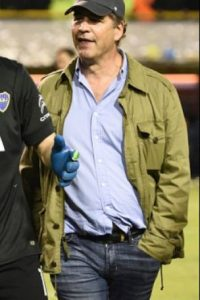 Alejandro Burzaco. Argentino, 51 años. Presidente de Torneos y Competencias S.A. Se encuentra en arresto domiciliario en un departamento en Nueva York. Foto:Getty Images