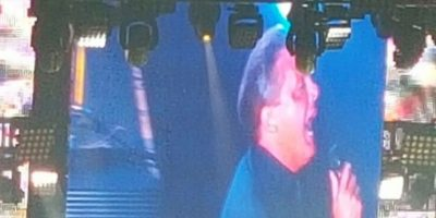 Después de interpretar 3 canciones, Luis Miguel abandonó el escenario Foto:Publimetro