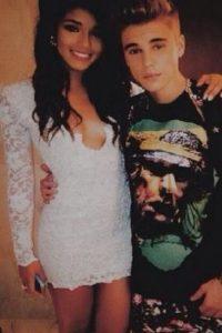 Yovanna Ventura y Justin Bieber Foto:Instagram/yoventura