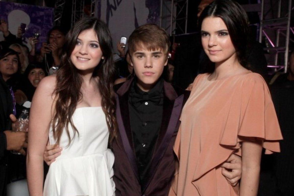 Las hermanas Jenner Foto:Getty Images