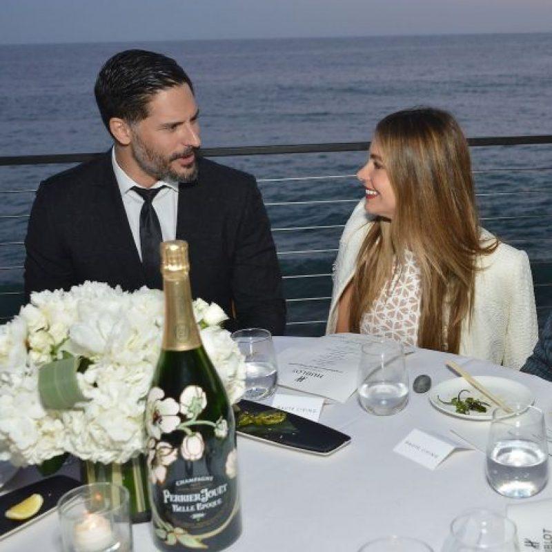 Sofía Vergara y Joe Manganiello están listos para su enlace matrimonial. Foto:Getty Images