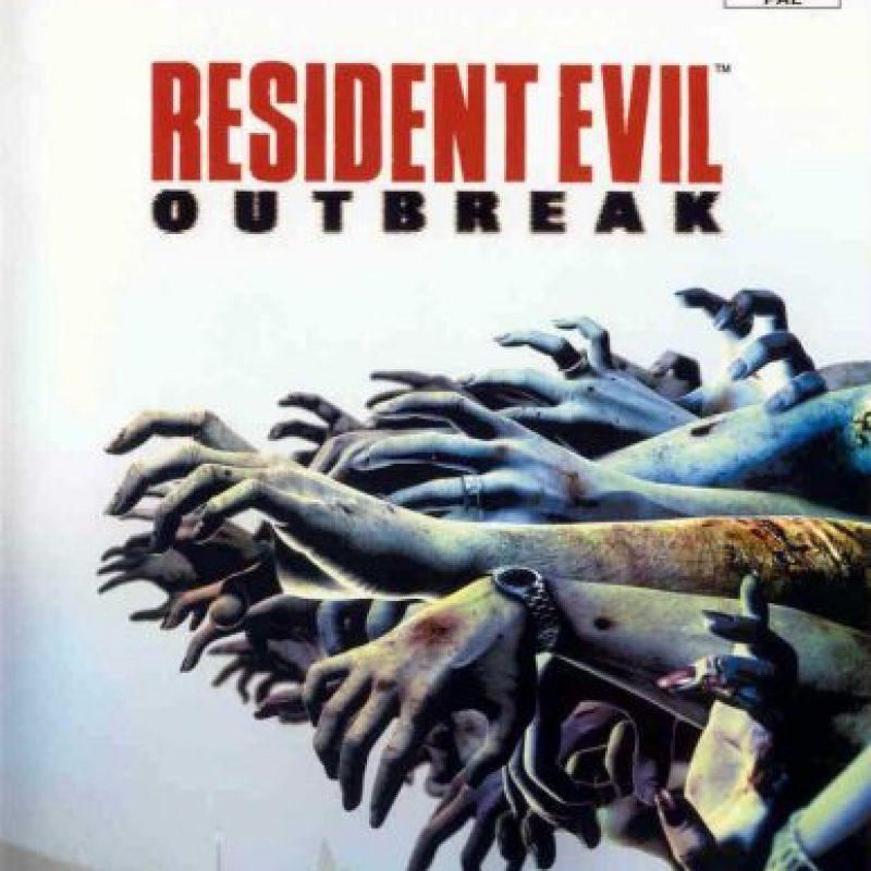 Resident Evil Outbreak Foto:vía PlayStation