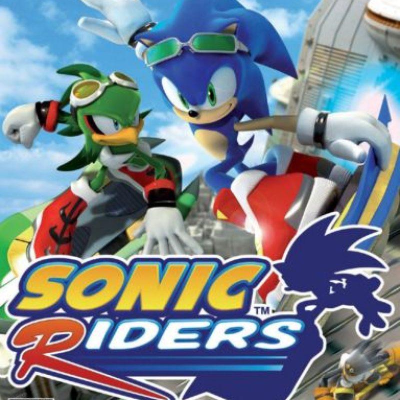 Sonic Riders Foto:vía PlayStation